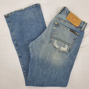 Lucky Brand Jeans Relaxed BootCut Light Wash 29x30